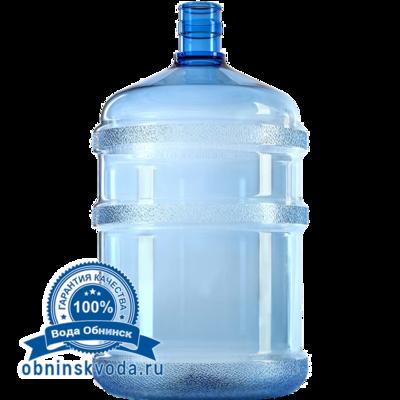 Вода Обнинск: Бутыль для воды 19 (18,9) литра