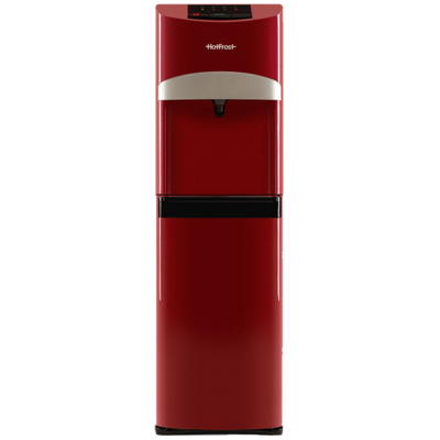 Вода Обнинск: Кулер для воды HotFrost 45A Red